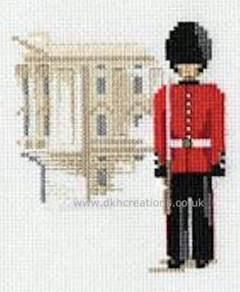 Guardsman  Cross Stitch Kit